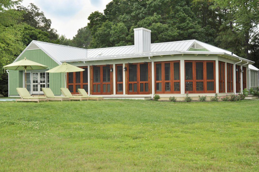 Rosin Creek Collaborative Porch Design