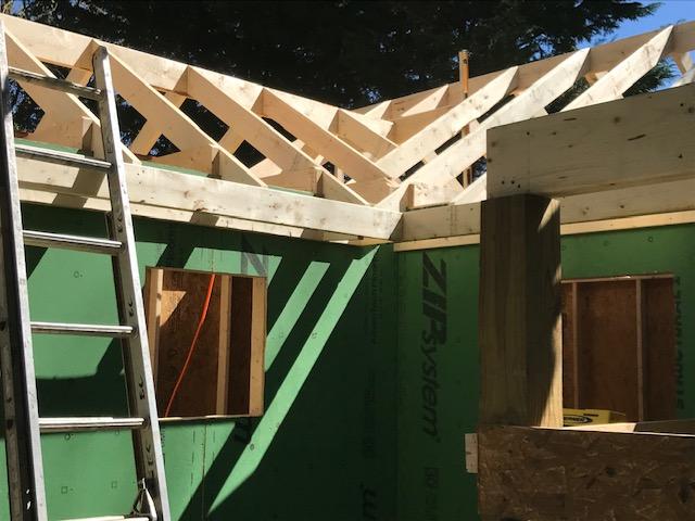 Rosin Creek Collaborative Bungalow Construction